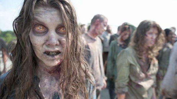 Departamento de Maquillaje - Carlos Lorite - The Walking Dead