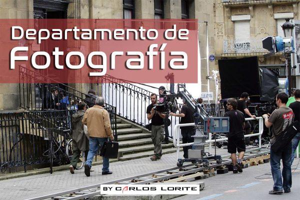 Departamento de fotografía by carlos lorite