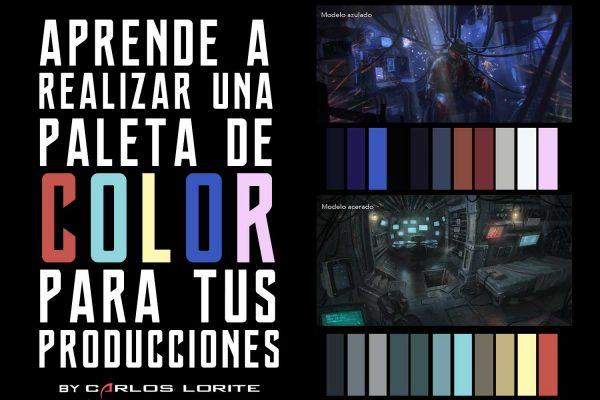 crear una paleta de color por carlos lorite
