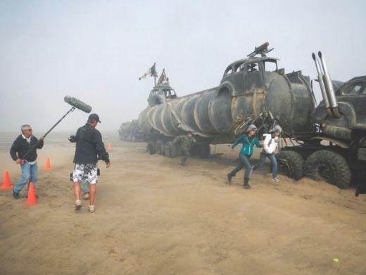 Departamento de sonido - Carlos Lorite - Mad Max Fury Road