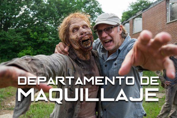 departamento de maquillaje - Carlos Lorite