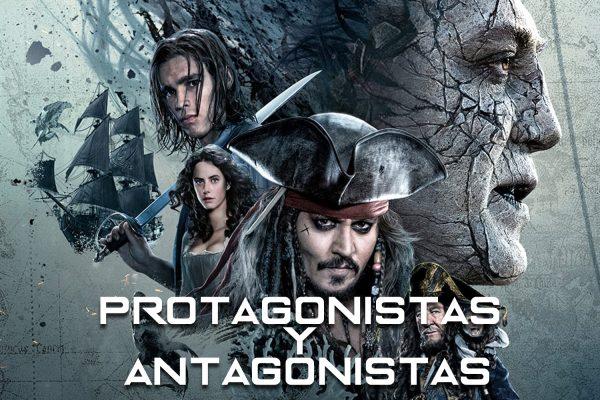 protagonistas y antagonistas by carlos lorite