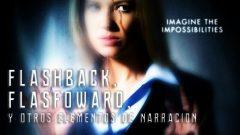 Flashback, flashfoward y otros recursos narrativos - titulo - Carlos Lorite