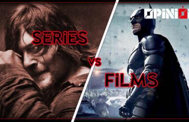 Series vs Peliculas, que prefieres??