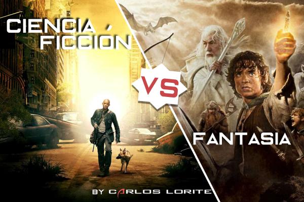ciencia-ficción-vs-fantasia - Carlos Lorite - Titulo