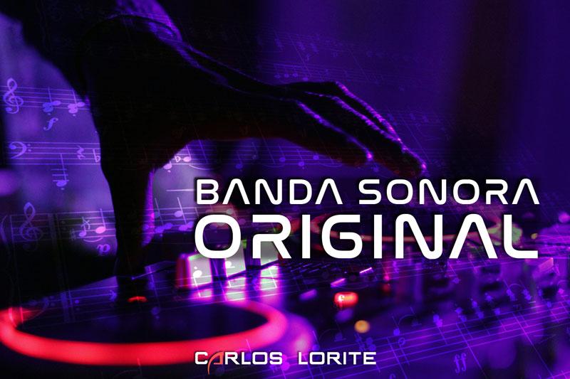 banda sonora original by carlos lorite