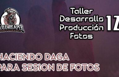 Hacer una daga ritual | Soul Reaper Photography | TALLER 1x12