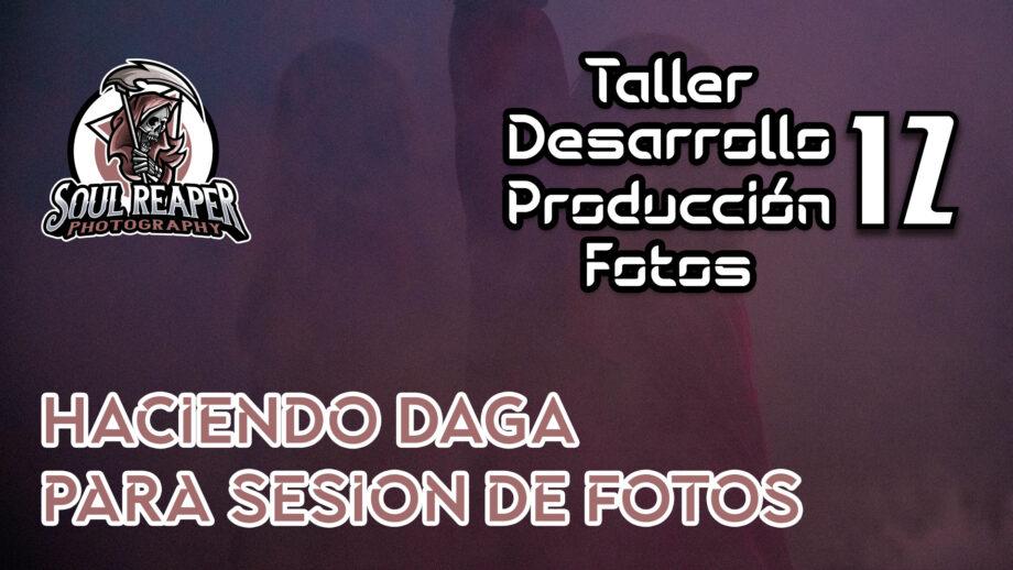 Hacer una daga ritual   Soul Reaper Photography   TALLER 1x12