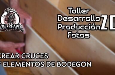 Cruces, muchas cruces | Soul Reaper Photography | TALLER 1x20