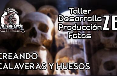 Creando huesos y calaveras | TALLER | cap. 1x26