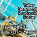 Fin de temporada en taller | Producción de fotografía artística | TALLER 1x28