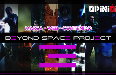 Marca Beyond Space Project